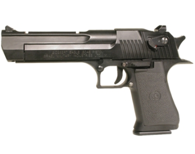 6MM AIRSOFT Pistol Magnum Research Inc. Desert Eagle .50AE Full metal BLOW BACK ( 12g CO2 powered ) ( 21 shot 6mm BB ) KWC