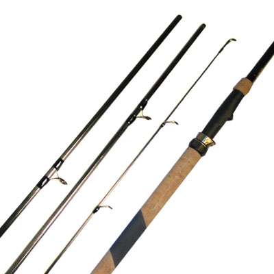 13FT CARBON MATCH ROD - CORK HANDLE (CB-13) (CARBON) (extra £10.00 of price when collected from store)