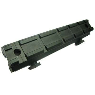 Telescopic Sights guide track groove ( V-002 )