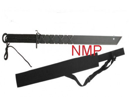27'' Ninja Sword Black ( 2241-CHK0643 )