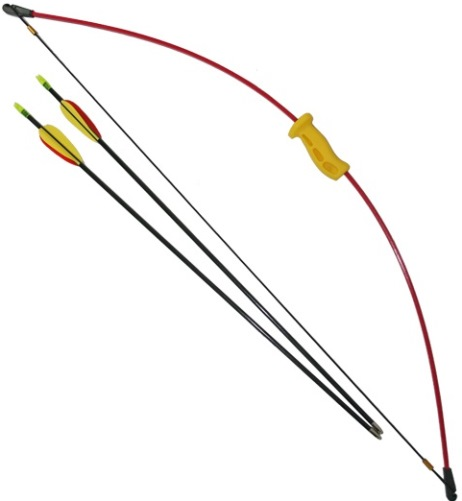 10LB Draw Weight 36 inch Starter Archery Bow and Arrow Set (MK-RB009)