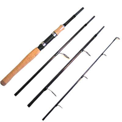 Travel Fishing Rods