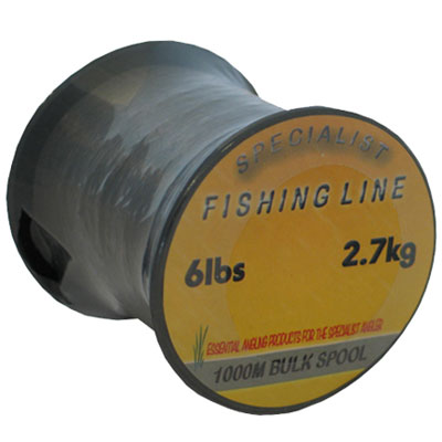 6LB AE FISHING LINE - 1000M BULK SPOOL