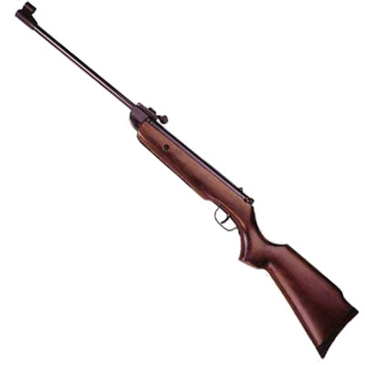 QB15 JUNIORS BREAK BARREL AIR RIFLE in .22 calibre air gun pellet