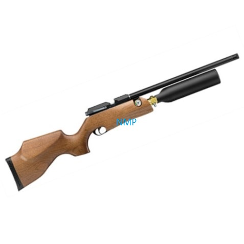 SMK ARTEMIS M16D DETACHABLE BOTTLE Multi Shot PCP Pre charged Air Rifle .22 calibre air gun pellet