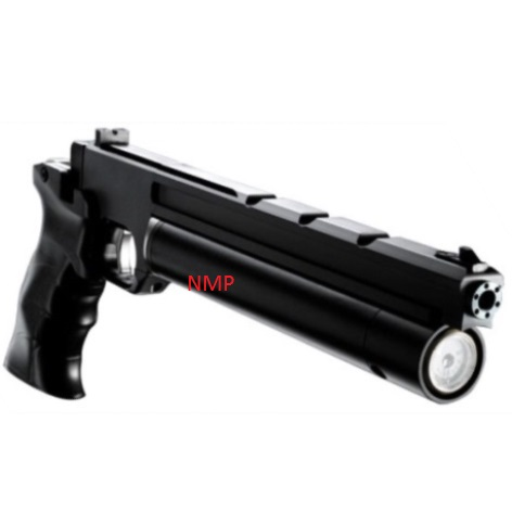 SMK ARTEMIS PP700SA PCP Pre charged Black Air Pistol .177 (4.5MM) calibre air gun pellet