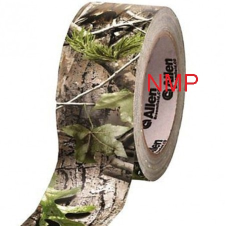 "Allen Camo Duct Tape - 20 Yards x 2"" Roll - Realtree APG Camo Duct Tape 9AC41)"