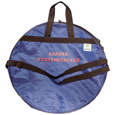 ALASKA TWIN COMPARTMENT KEEPNET / NET BAG (F104)