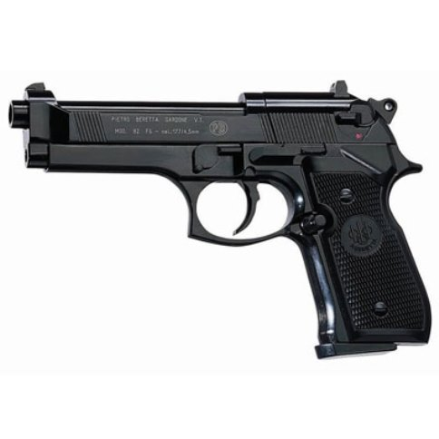 Beretta M92 FS Black 12g Co2 Air Pistol .177 calibre pellet 8 shot Umarex