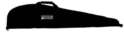 48 inch Swiss Arms Black Logo Rifle and Scope Combo Air Rifle Gun Slip case 48 inch x 10.5 inch