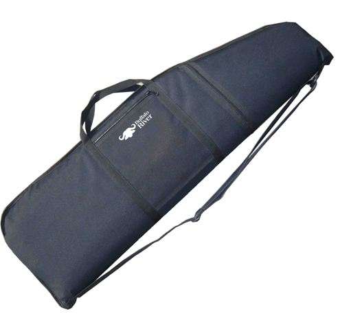 50 inch Buffalo River Dominator FT PCP Gun bag Black