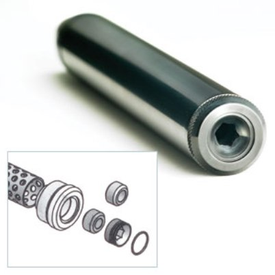 BSA Variable Choke (VC) Silencer to Fit All BSA Rifles With 1/2 UNF Thread