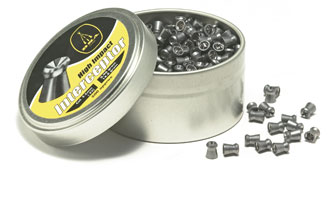 BSA Interceptor Hollow point hunter Pellets - available in .177 Tin of 500