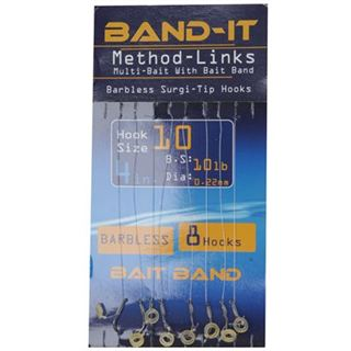 Band It Bait Band Method Links Size 10 ( BAN132 )