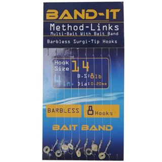 Band It Bait Band Method Links Size 14 ( BAN134 )