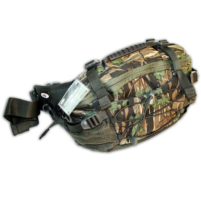 Belt, Bum Bag in Camo (004 C)