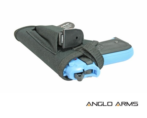 Black Holster For Pistol Style Guns