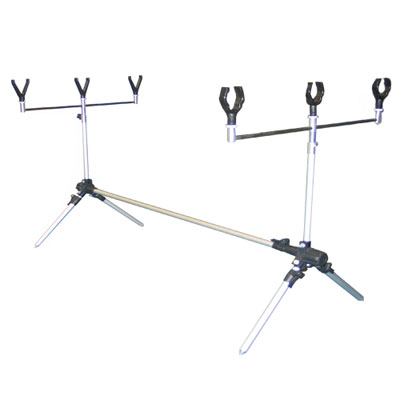 Fishing Budget 3 Rod Pod