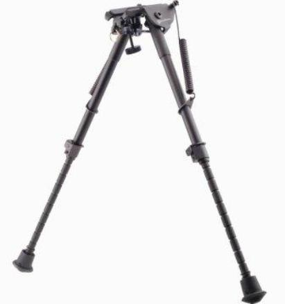 "Buffalo River Pro-Tilt Bipod 13"" TO 23"" Adjustable legs with Swivel Adjustment"