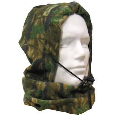 Deluxe Camouflage Snood (3D CAMO)