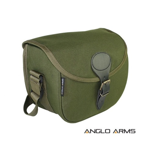 Cartridge Bag in Green 20cm x 23cm x 10cm (014 GRN)