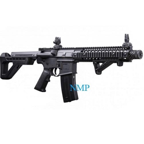 SMK Air Rifles PCP Pre Charged - SMK ARTEMIS M16 Multi Shot