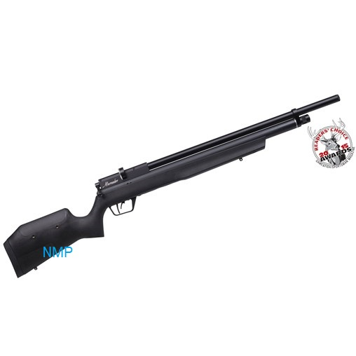 CROSMAN BENJAMIN MARAUDER PCP Pre Charged Air Rifle, 10 Shot Ambi-Dextrous Synthetic Stock 11.5 ft, lbs .22 Calibre