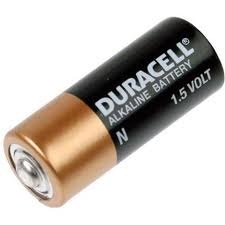Duracell Battery Alkaline Size N MN9100 LR1 1.5V Pack of 1