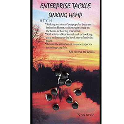 Enterprise Tackle (ARTIFICIAL / IMITATION BAITS:)  HEMP SINKING