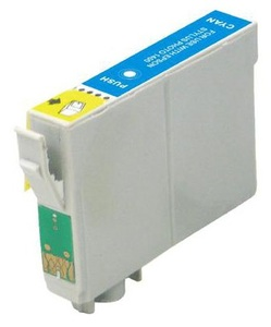 Epson T1632 Compatible Printer Ink Cartridges Full Set ( Cyan T1632 ) High Capacity (Pen XL or 16XL)