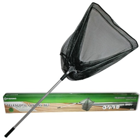 G Fishing 55cm net with adjustable aluminium handle Combo