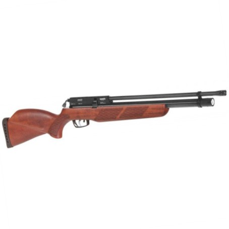GAMO COYOTE PCP Pre charged Air Rifle .177 4.5mm calibre air gun pellet ( wood stock )