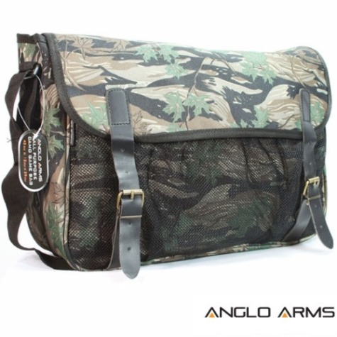 All Purpose Game Bag In Camouflage 42cm x 12cm x 29cm (277 C)