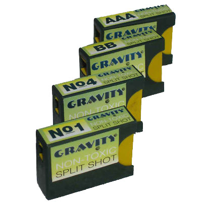 Gravity Split Shot (4 Dispensers) AAA, BB, No.1 & No.4