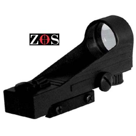 1 x 30RD P RED DOT ZOS Fits Dovetail Rail