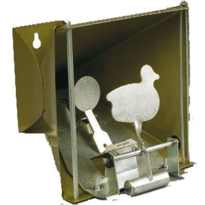SMK Single Duck Knockdown & Card Target Catcher for Target Shooting with 177 - 22 Air guns