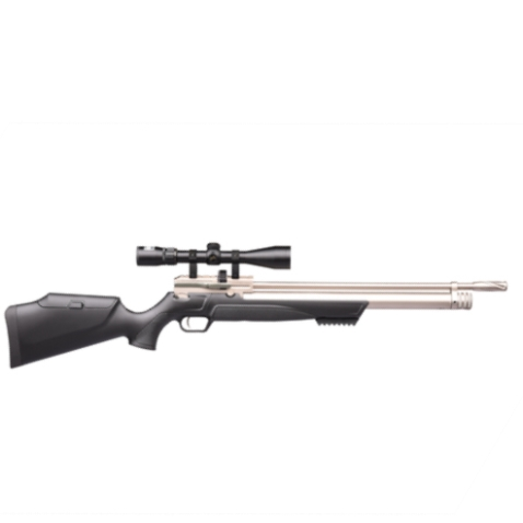 KRAL PUNCHER MAXI MARINE PCP PRE-CHARGED AIR RIFLE .22 calibre 12 shot SYNTHETIC STOCK