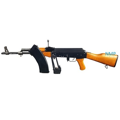 Kalashnikov 4.5mm steel BB Co2 Powered AK47 Rifle (Cybergun - 128300)