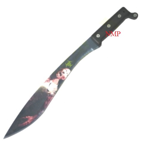 19 inch Machete Living Dead with Nylon Sheath (451)