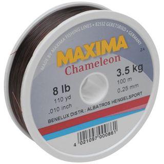 Maxima chameleon premium monofilament fishing line 100m for Maxima fishing line