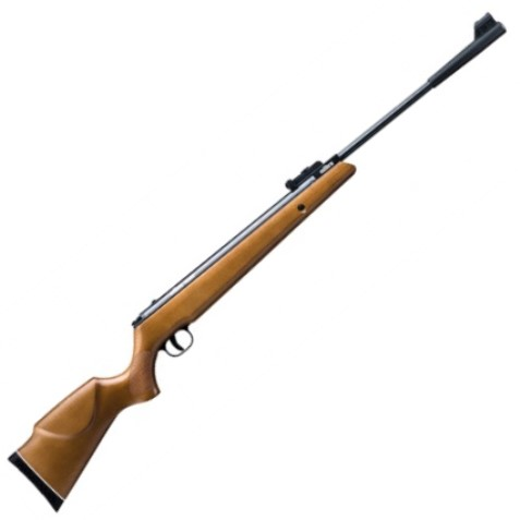 Milbro TRACKER wood Break Barrel Spring Action Air Rifle .22 calibre air gun pellet