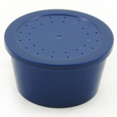 Mini Worm Box (G002) blue 120ml (8.5cm x 4.5cm) x 50