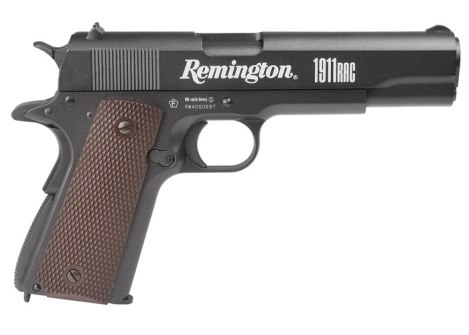 Remington 1911 RAC 12g CO2 powered 4.5mm BB Pistol Semi Auto Blowback ( 18 Shot 177 Steel BB )