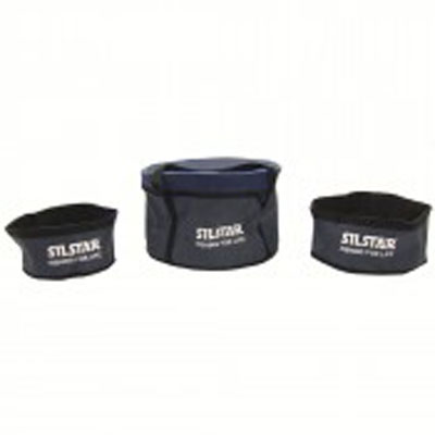 SILSTAR GROUNDBAIT BOWL SET OF 3 (SIL404)