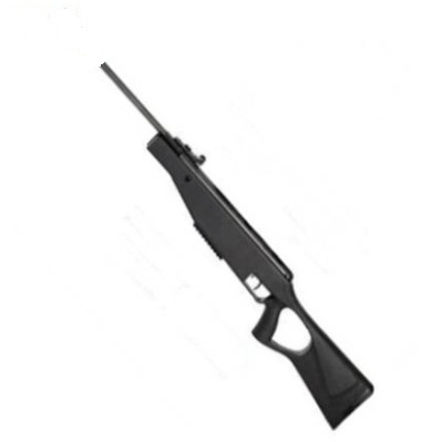 SMK SUPER GRADE XS19 Mauser SR Carbine Hunter Break Barrel Air Rifle Black Thumbhole Synthetic Stock .22 calibre air gun pellet
