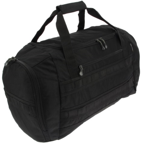 Shooter's high quality 1200D Polyester Ballistic Utility bag with 50 litre capacity