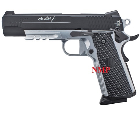 Sig Sauer Max Michel 1911 Full Metal Blowback CO2 4.5mm BB 12g co2 Air Pistol