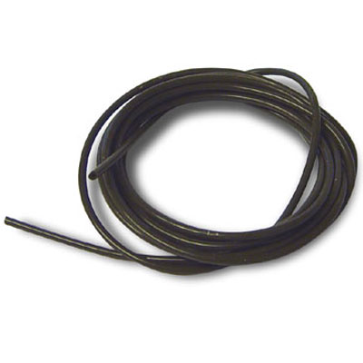 2 metres (DARK OLIVE GREEN / BLACK) SILICONE RUBBER SLEEVING TUBE 1.5mm / 2.5mm (approx) (made in uk)