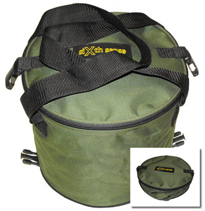 Sixth Sense Collapsible Bait Bucket ( Method Bowl ) ( large ) A118