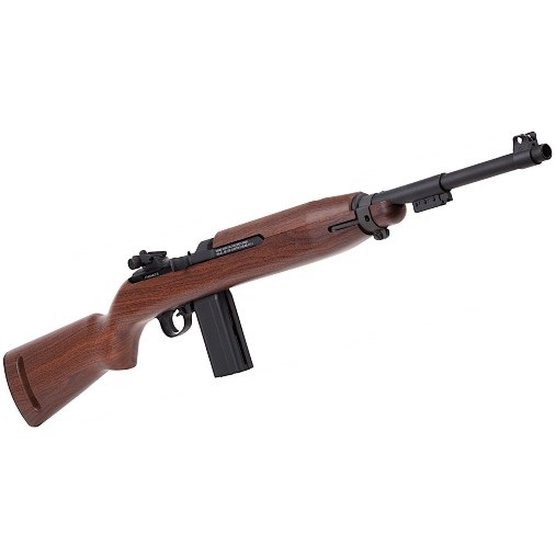 Springfield Armory M1 Carbine Blowback, 12g Co2 Full Metal Action 4.5mm BB Authentic Replice